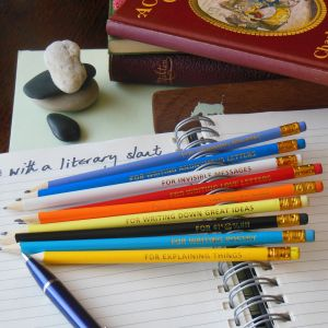 Life with a Literary Slant