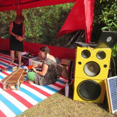 Every Child has a Voice - Port Eliot Festival
