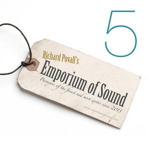 The Richard Povall's Emporium of Sound Show